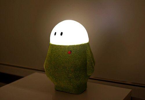 Mossbo solar lamp – друг и помощник вашего ребенка