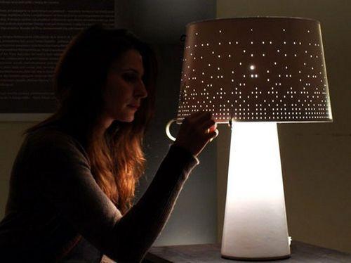 светильника для украшений от  Baba Akcja
