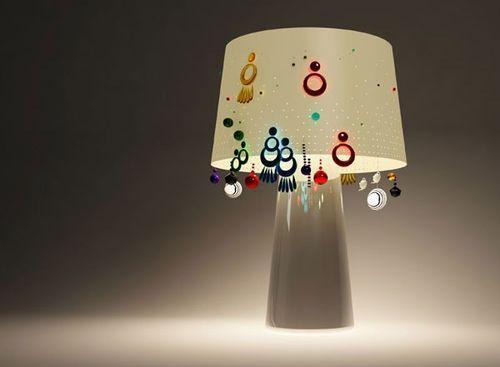 Настольная лампа Sophia Lamp