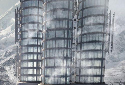 Небоскреб Himalaya Water Towers