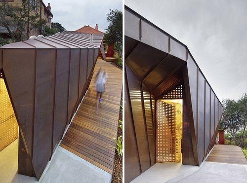 Проект расширения небольшого жилья