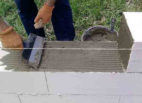 Стены без дополнительной теплоизоляции