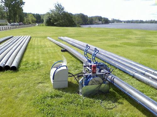 Водоснабжение загородного дома от водопроводной сети