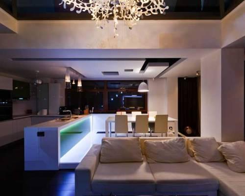 Современный жилой лофт – комплекс Cetatuia Loft