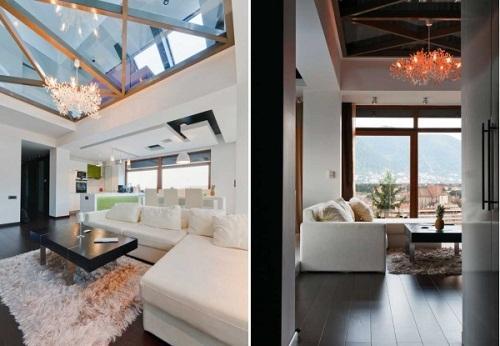 Компактный и современный жилой лофт – комплекс Cetatuia Loft