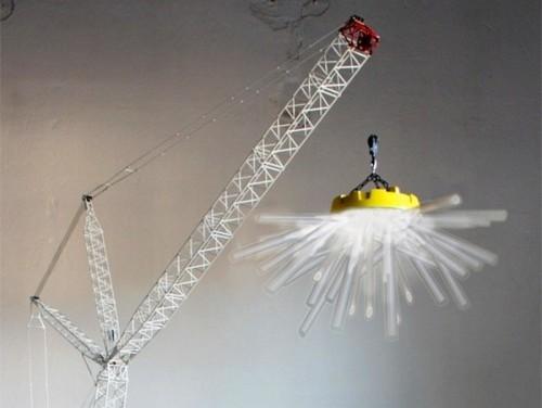 Светильник-кран