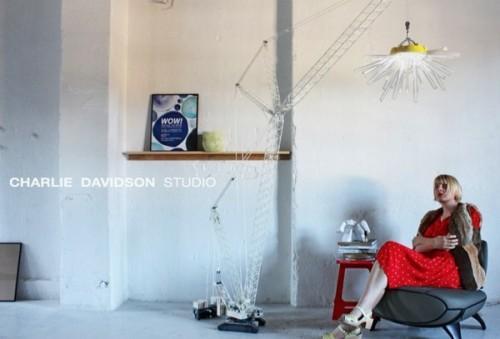 Эксклюзивный светильник в виде подъемного крана