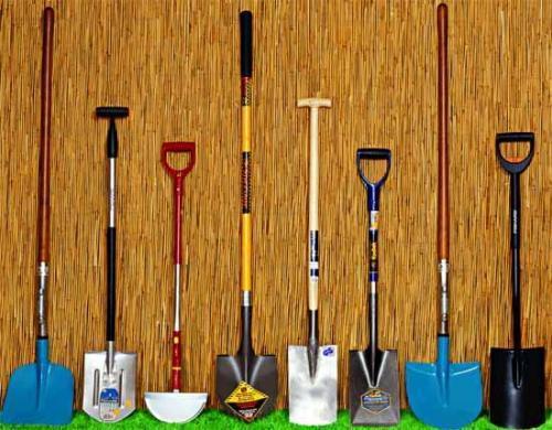 Как правильно выбрать лопату?