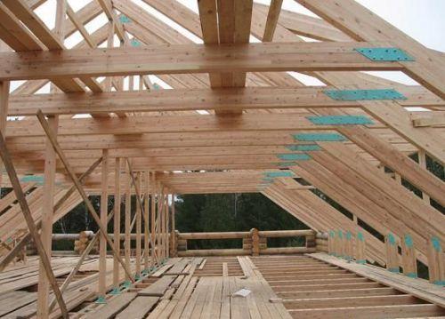 Как строить крышу?