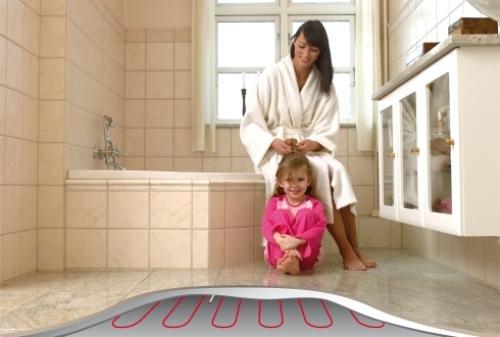 Как утеплить ванную?