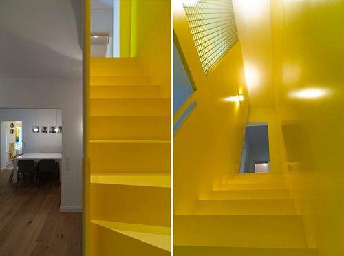 Солнечный интерьер квартиры
