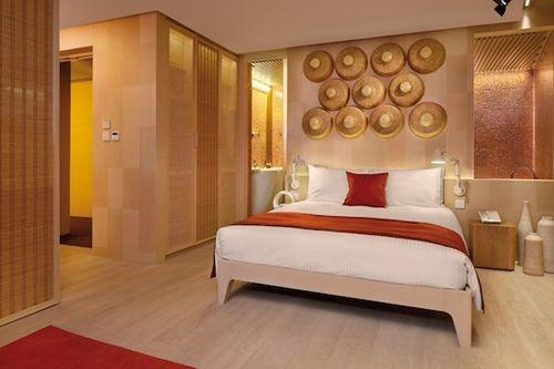 Отель Hotel Madera Signature Suites