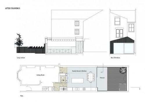 Проект расширения дома
