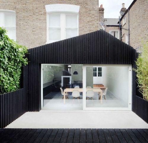 Расширение дома Dove Hous в Лондоне