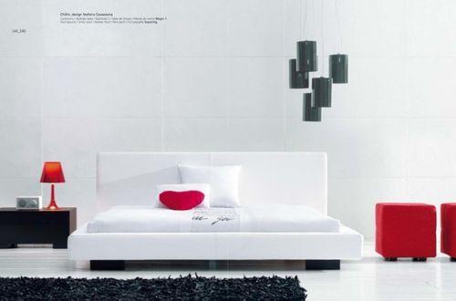 Романтическая кровать