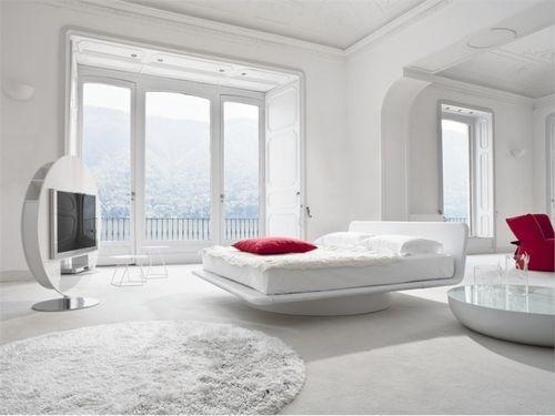 Роскошные кровати от Bonaldo