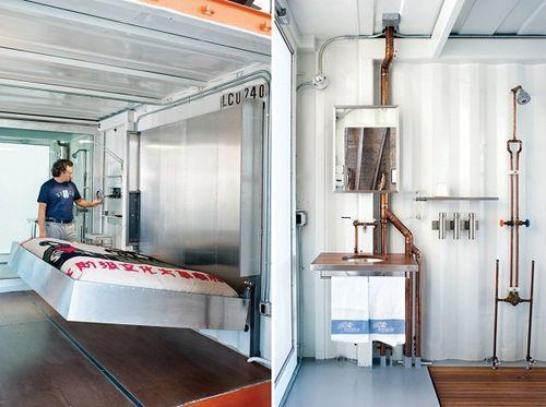 Как из контейнеров сделать жилье?