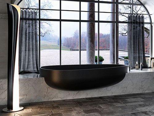 Современный дизайн ванны от Claudia Danelon и Federico Meroni
