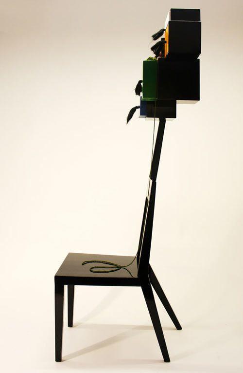 Многофункциональный стул Grandma Chair