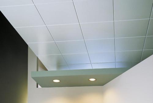Чем покрасить потолочную плитку?