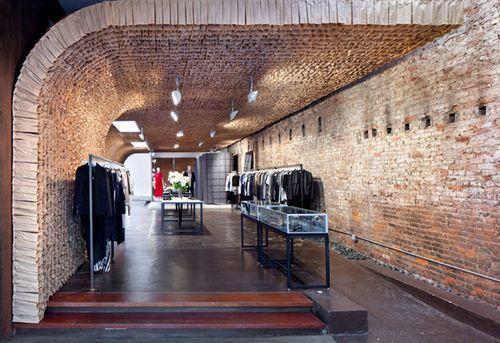 Креативный бутик OWEN Store в Нью-Йорке