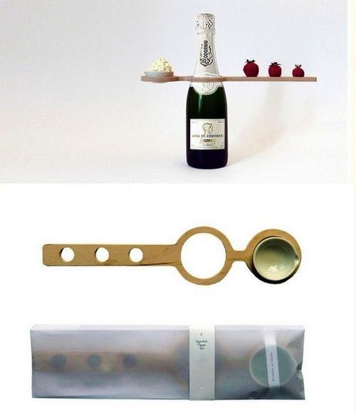 Посуда-вешалка