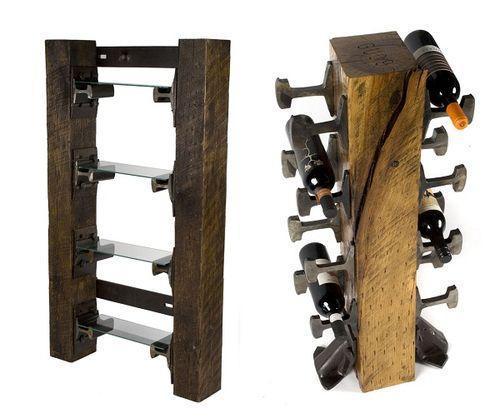 мебель от Rail Yard Studios