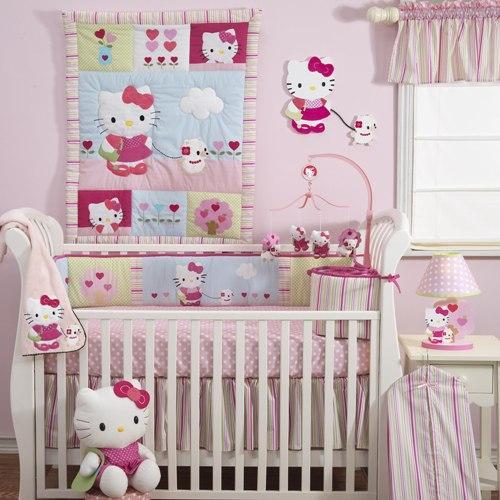Украшение детской комнаты своими руками
