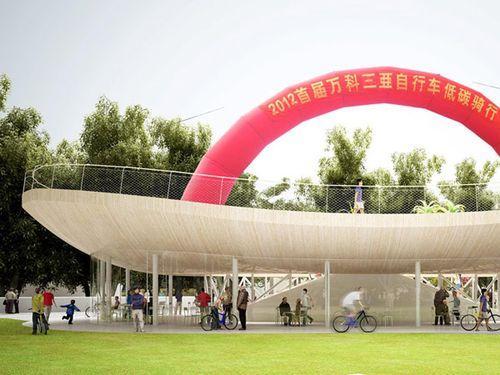 Велопавильон Bicycle Club