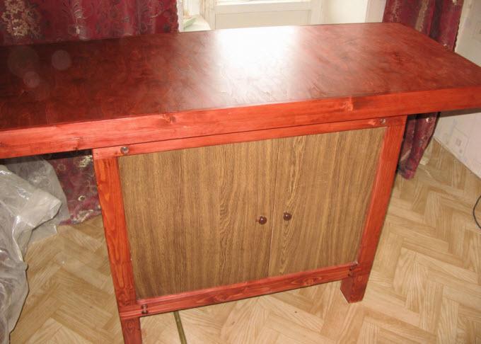 Шкаф для инструментов верстака
