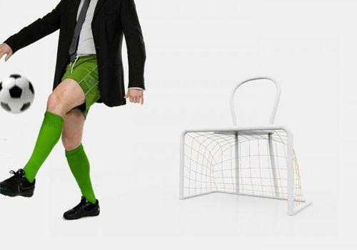 Lazy Football Chair