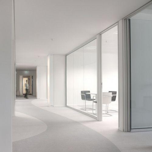 Офис SYZYGY во Франкфурте от 3deluxe