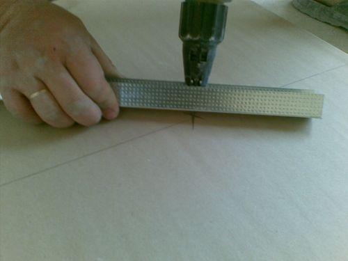 Конструкция короба из гипсокартонных листов (ГКЛ)