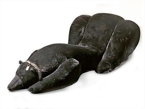 Медведь-шезлонг