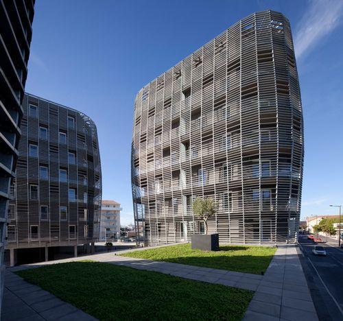 Многоэтажные дома от CFA Architects