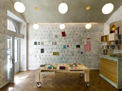 Магазин Papelote в Праге