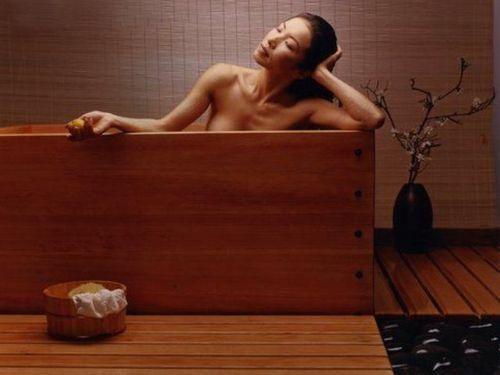 Офуро – традиции японской бани
