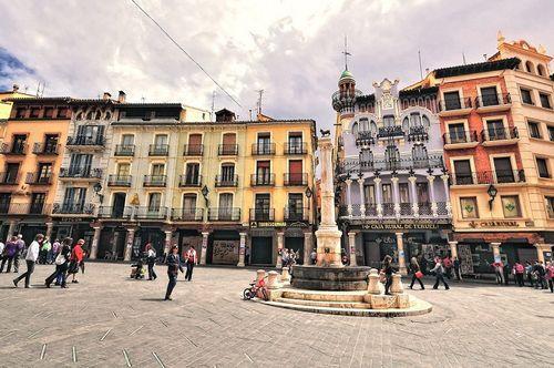 Подземное строительство Teruel-zilla