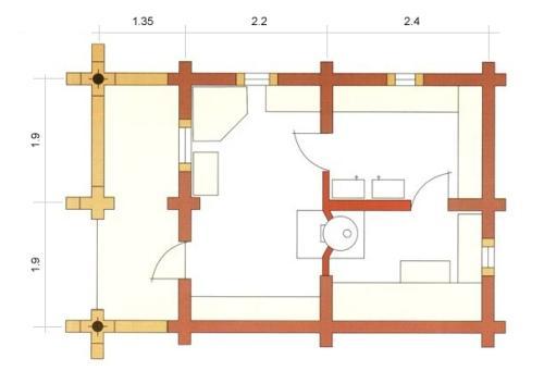 Проектирование и планировка бани