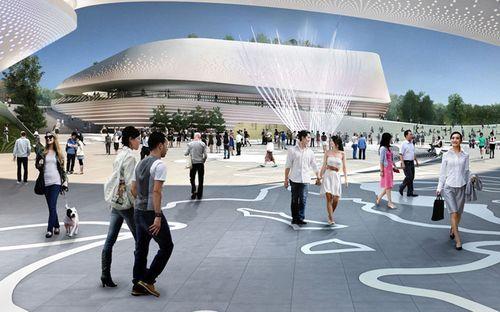Всемирная выставка растениеводства в Китае