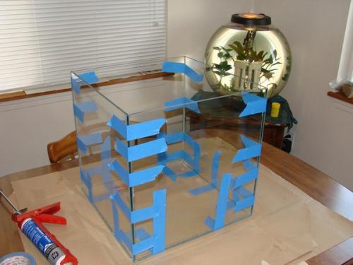 Тумба для аквариума из ДСП своими руками: пошаговая инструкция 49