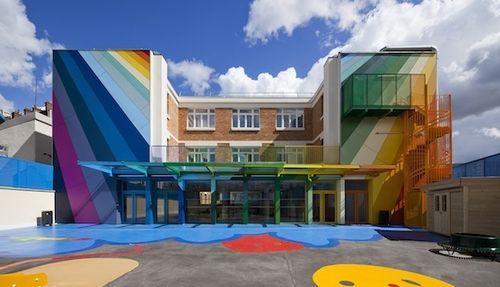 Детский сад в Париже