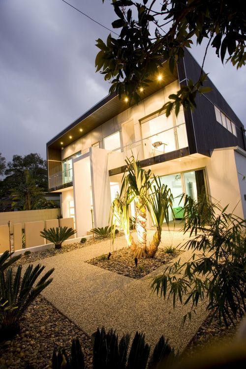 Дом Banya House от студии TONIC