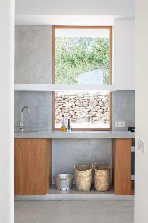 Кухня в Can Manuel d'en Corda