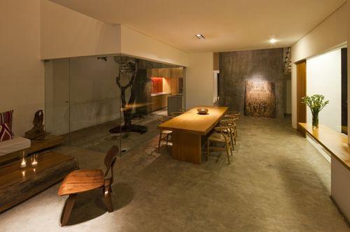 Гостиная в M11 House