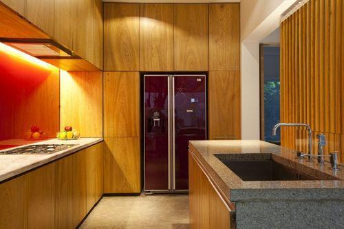 Кухня в M11 House