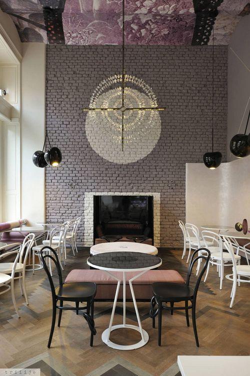 Lolita - кафе в Любляне