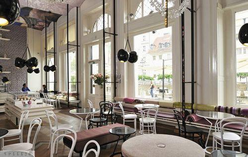 Кафе Lolita в Любляне