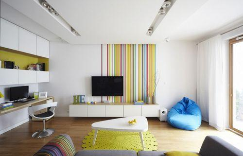 Квартира от Widawscy Studio Architektury