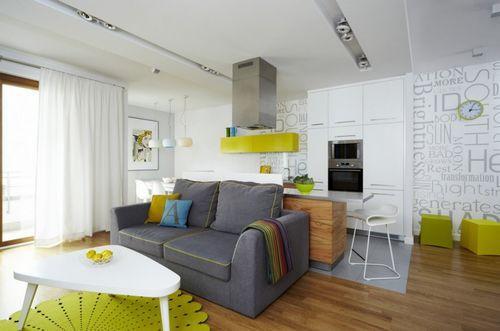 Дизайн квартиры от Widawscy Studio Architektury
